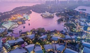 深圳华侨城欢乐海岸,现代与传统的交融 / Laguarda.Low Architects (LLA)