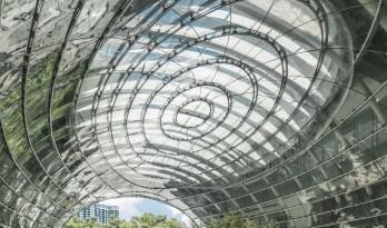 与城市共享的大厅:国银•民生金融大厦/筑博设计