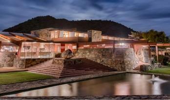 """""""美国建筑之父""""赖特创办的""""塔里艾森建筑学院""""近期更名,并迁往新的校址"""