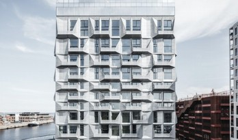 筒仓,一个获得美国A+奖项的住宅设计/COBE