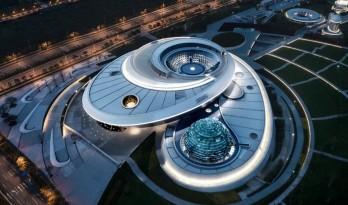 未来已来:上海天文馆落成 / Ennead Architects