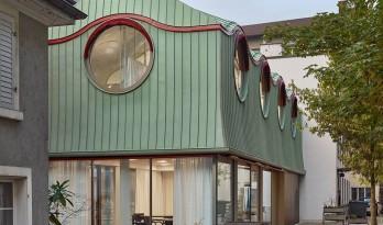 优雅地老去:苏黎世老年人活动中心 / Knorr & Pürckhauer Architekten