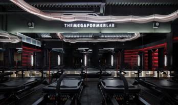 The Megaformer Lab 健身工作室 / 无定设计