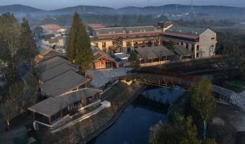 李巷村村口公共空间再生/东大院 建筑技术与艺术(ATA)工作室