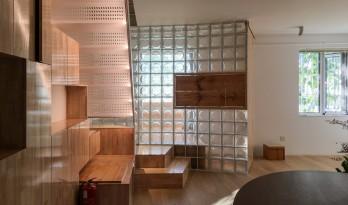 """手艺实验之家:100平米住宅改造里的""""手艺与实验""""/ 在造建筑"""