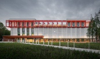 """""""红钢之丘""""——武汉红钢城设计创意中心更新纪实/上海都市再生"""