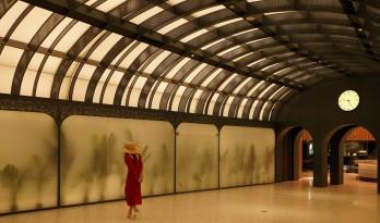 仅用100万创造出静安嘉里中心Underground Park--飨识里/Wutopia Lab