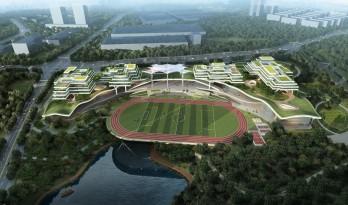 森林Park+,共享垂直校区 | 重庆柏溪校区九年一贯制学校方案/中机中联工程有限公司