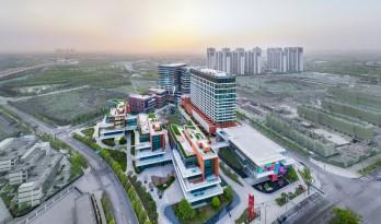 用场所讲故事——西咸新区国际文创小镇/中衡设计