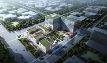 创新谷里的生活容器/北京龙源科建建筑设计有限公司