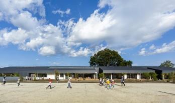 OM幼儿园 / 日比野设计 + 幼儿之城 + KIDS DESIGN LABO