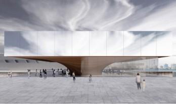 PES-Architects 赢得上海潜艇博物馆设计竞赛