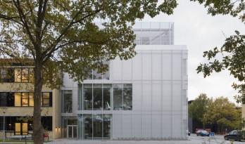 丹麦技术大学生物工程研究实验楼 / Mikkelsen Architects
