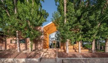 天友·零舍——近零能耗乡居建筑的实践与复兴/天友设计