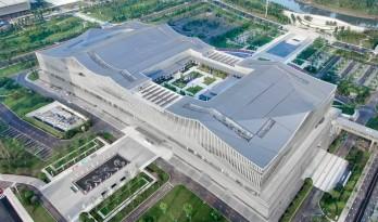 长沙国际会议中心——柏涛蓝森联袂何镜堂院士团队,打造城市新名片/ 柏涛蓝森