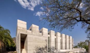 新火典礼教堂 / WRKSHP arquitectura | urbanismo