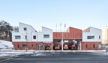 江一洞119消防站 / OA-Lab