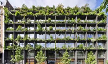 未来城市缩影:M大楼 / Triptyque Architecture