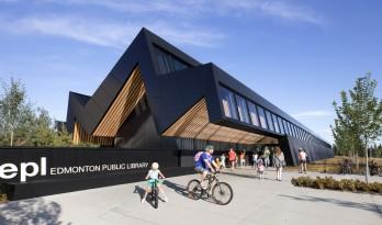 卡普兰诺图书馆 / Patkau Architects + Group2