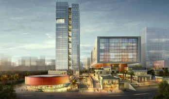 珠海格力三溪科创小镇首期建设项目设计 / 深圳市建筑设计研究总院有限公司