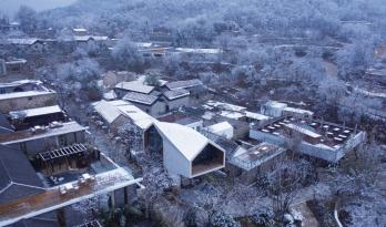 邹迎晞,乡建圈里最靠谱的建筑师之一 / 袈蓝建筑