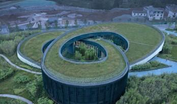 大熊猫国家公园雅安科普教育中心 / 中国建筑西南设计研究院