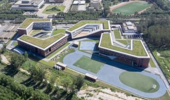 北京人大附中航天城学校 / 北京市建筑设计研究院