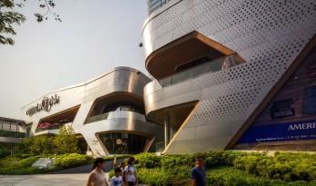THE GROOVE 中央世界购物中心 / SDA合建筑