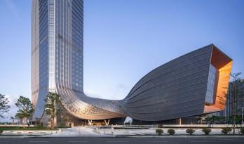 横琴国际金融中心 / Aedas