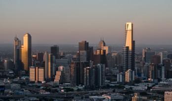 Eureka Tower 尤里卡大厦,墨尔本 / Fender Katsalidis
