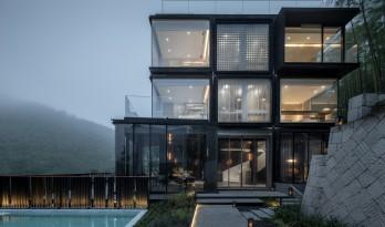 丛林魔方12³-浅境 / 素建筑设计事务所 SUA