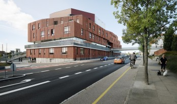 Mercantec Midtbyens 体育馆 / Cubo 建筑事务所