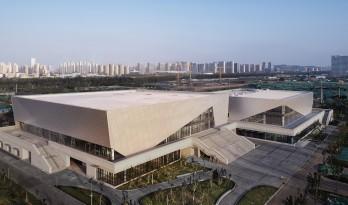 济南山东第一医科大学文体中心 / 天津大学设计总院·顾志宏工作室