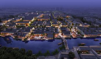 城市核心区再开发设计思考 /  ZWA卓时水石