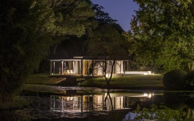 matthew woodward , 泮水居, 独立住宅, 玻璃屋 这座泮水居的设计图片