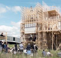 洛桑联邦理工学院的木结构实验