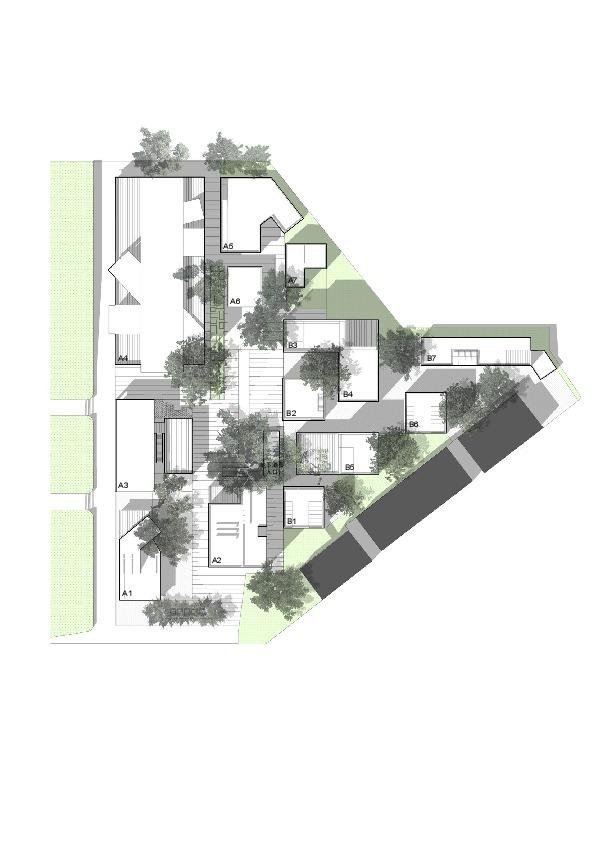 规划局信息_小而美的办公空间,TIT设计师工作室群 | 建筑学院
