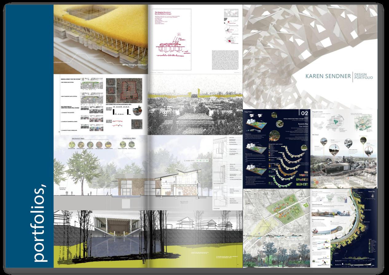 2017/8/25:《3天作品集排版精讲》 | 建筑学院