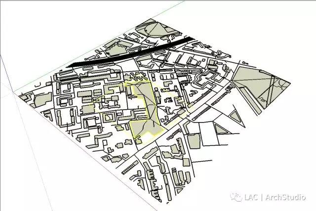 小技巧丨两种地区引用任意方法CAD地形图!|cad图底获取图片
