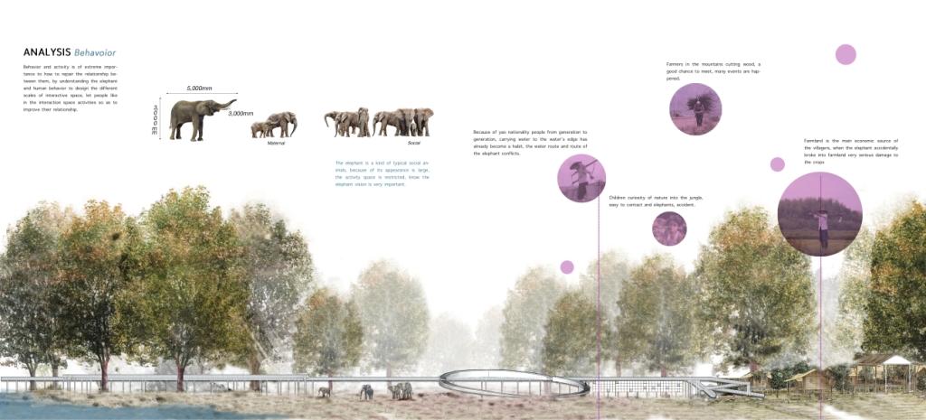 景观竞赛排版设计欣赏