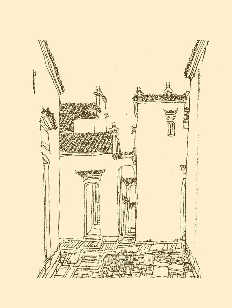 建筑学院 03 手绘