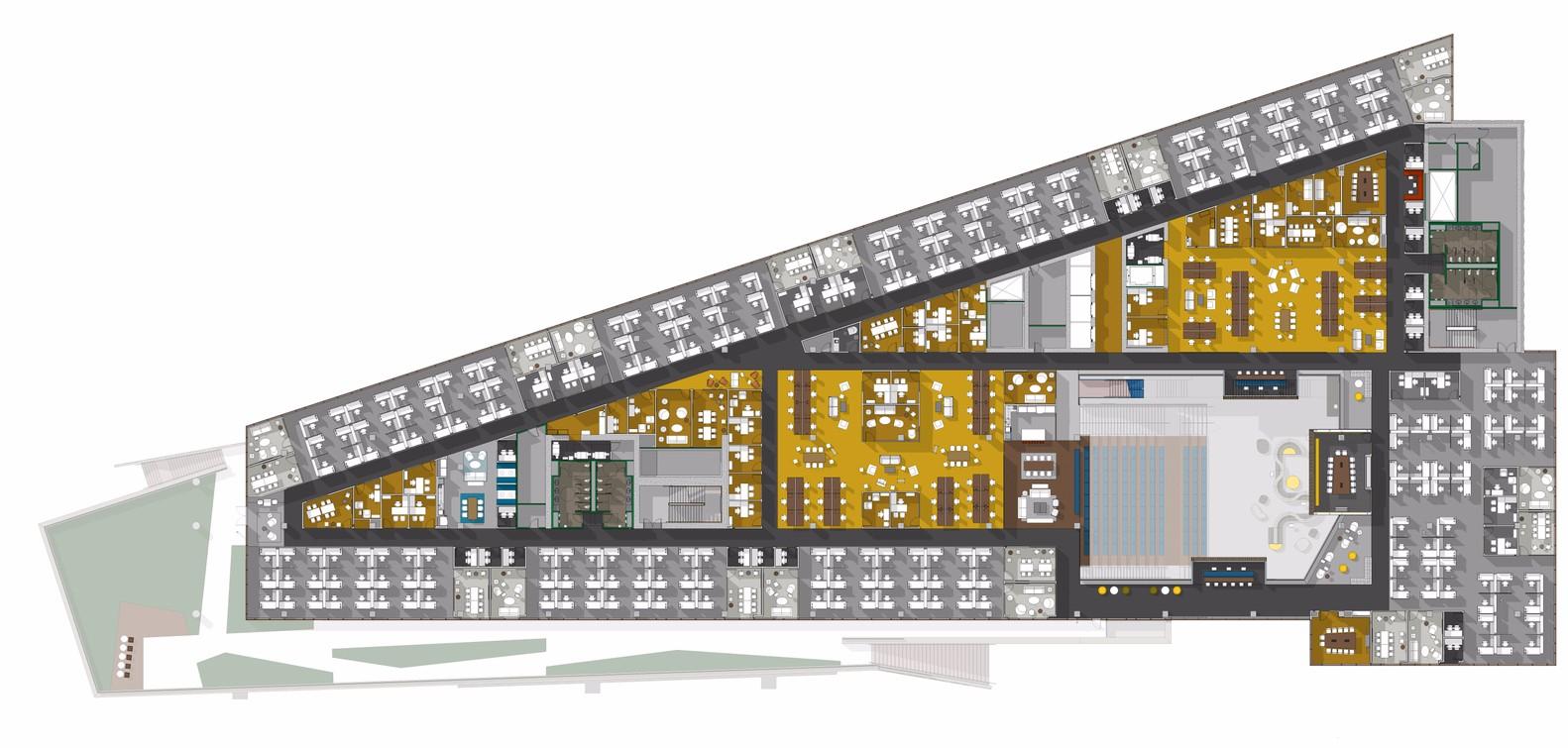 Intuit海洋路大廈——探索可持續的公共參與型發展模式插图19