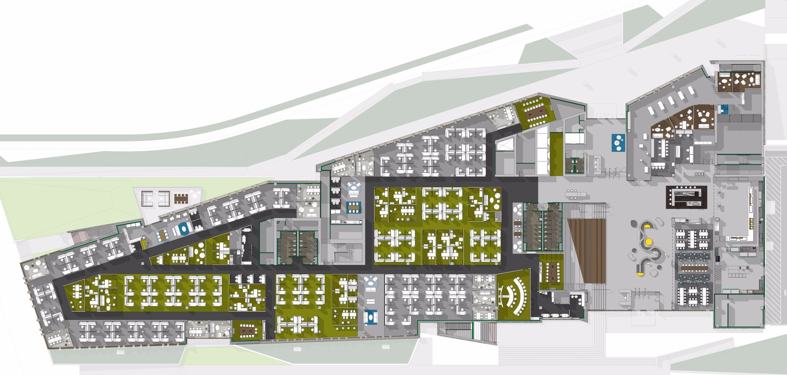 Intuit海洋路大廈——探索可持續的公共參與型發展模式插图18