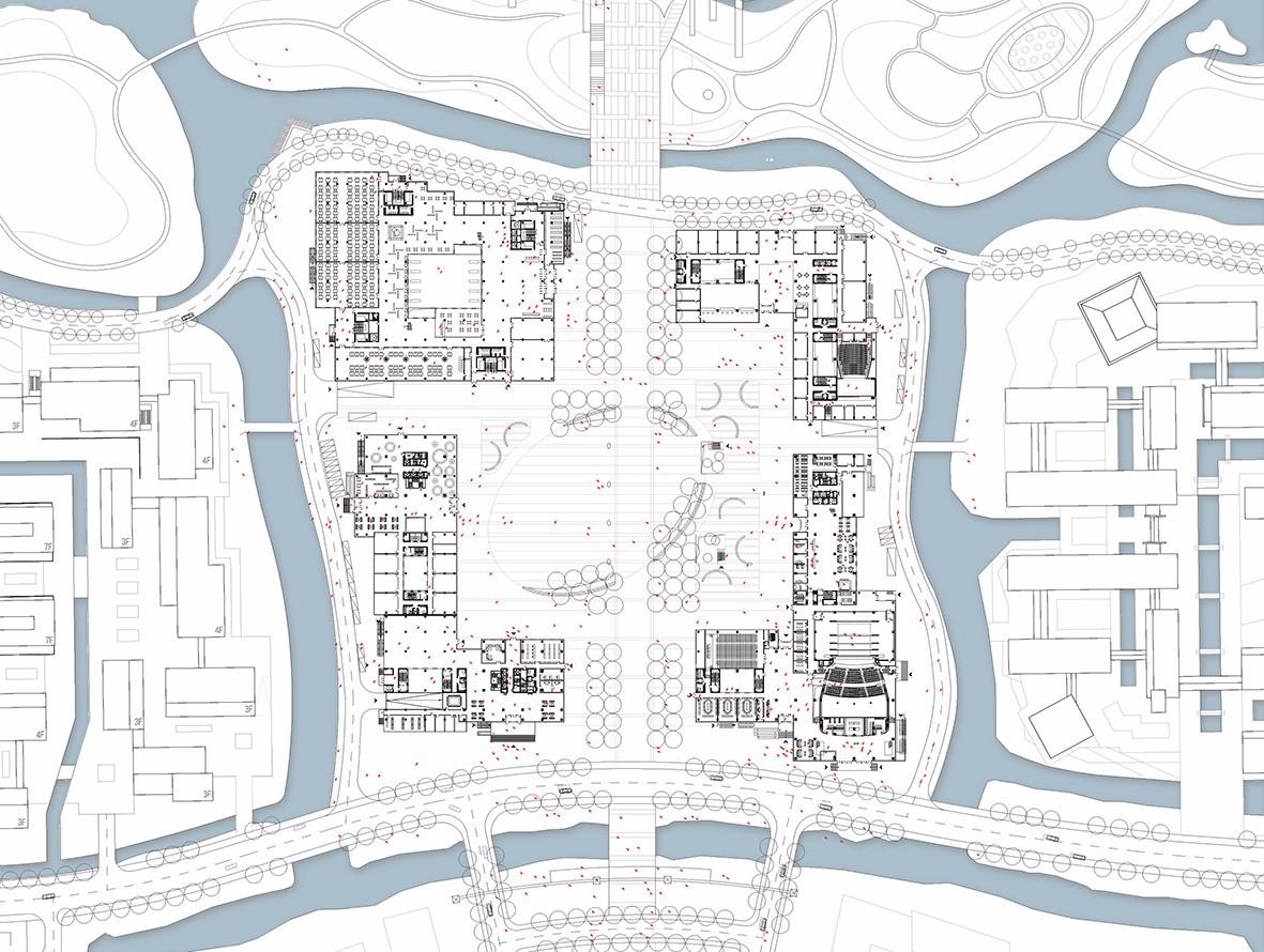 煙雨師大,琢玉成器——杭師大/維思平建築設計插图16