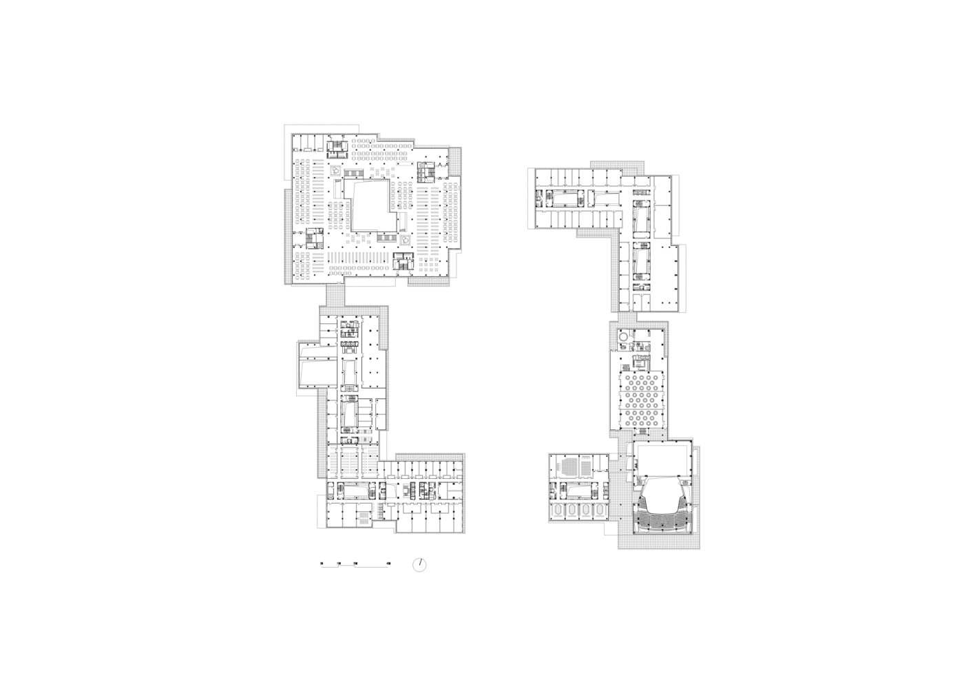 煙雨師大,琢玉成器——杭師大/維思平建築設計插图17