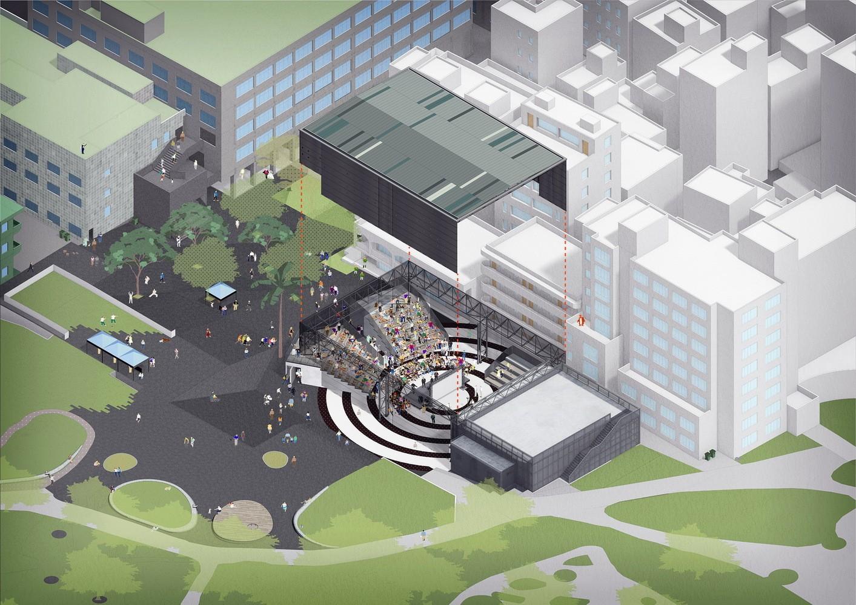 用设计唤醒一个城市 — 南头古城改造   URBANUS都市实践