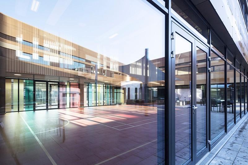 建筑师的人文主义v条纹:瓦埃勒精神病条纹绘制快速ai医院图片