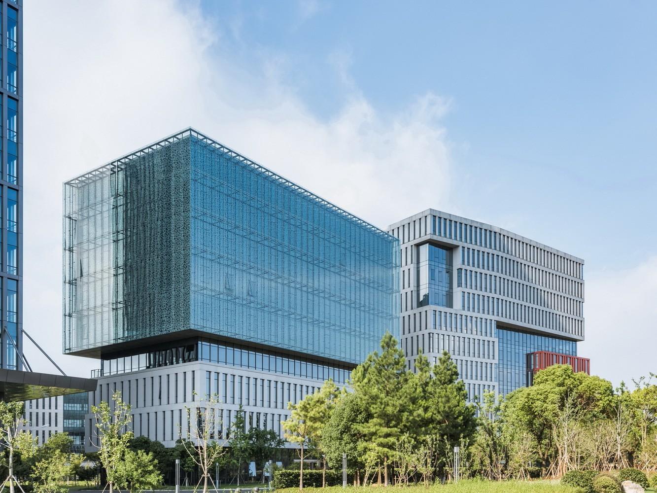 苏州工业园区人工智能产业园 / 德国fta建筑设计图片