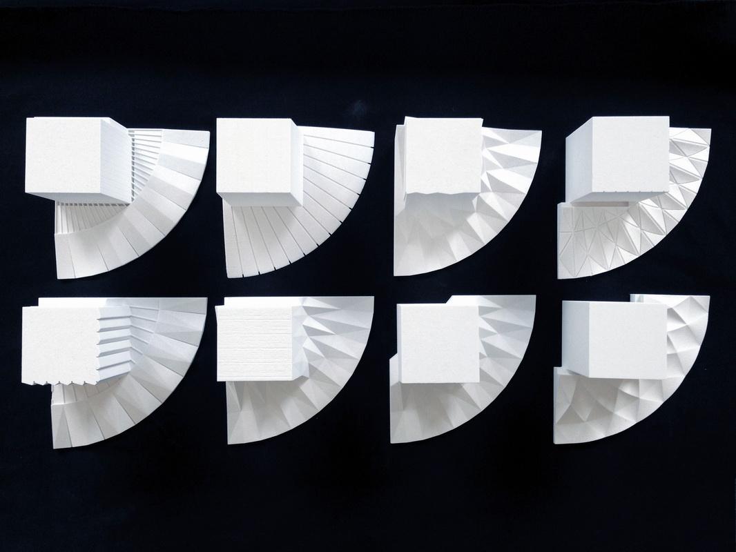 单立柱效果图_中国华润大厦 / KPF   建筑学院