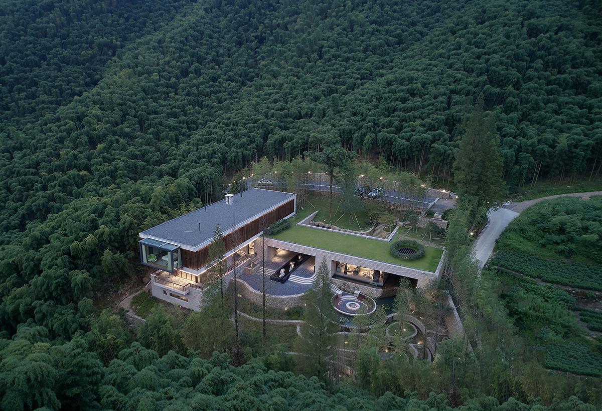 安吉尔庐度假酒店丨中国美术学院风景建筑设计